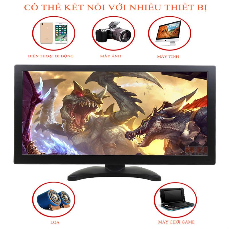 Màn hình LCD 13.3 inch HDMI, VGA, AV, USB, BNC 1920x1080