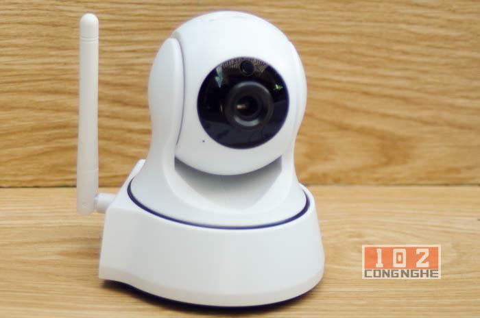 Camera IP Wifi 360 Y960 Xoay 360 độ dễ dàng