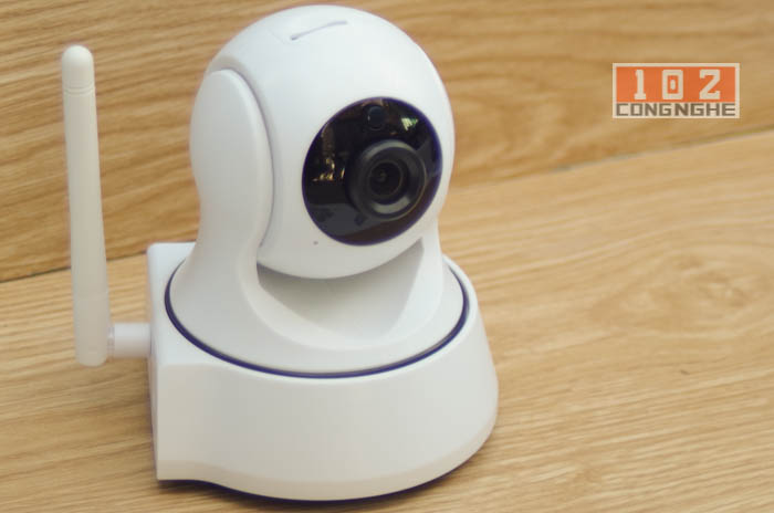 Camera IP Wifi 360 Y960 kết nối wifi mạnh mẽ