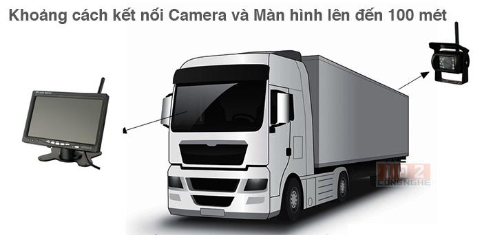 camera lùi wifi không dây 6