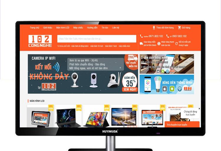 Màn hình LCD 22 inch HDMI VGA Full HD