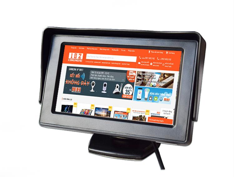 màn hình lcd 4.3 inch