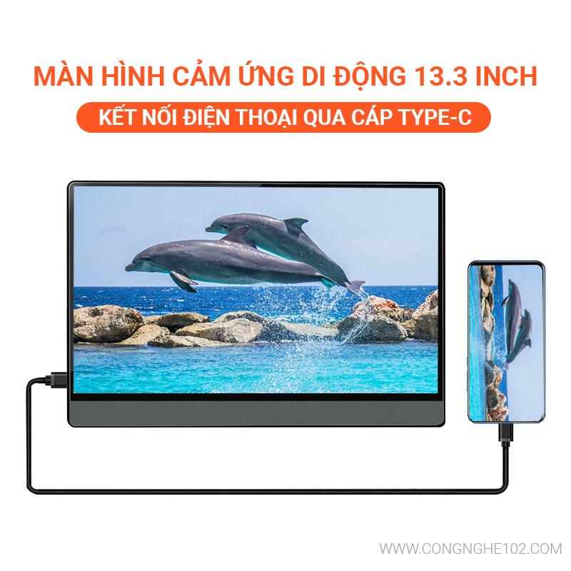 màn hình cảm ứng di động 13.3 inch