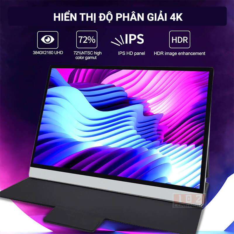 màn hình di động 4K
