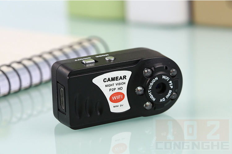 camera mini sieu nho q7