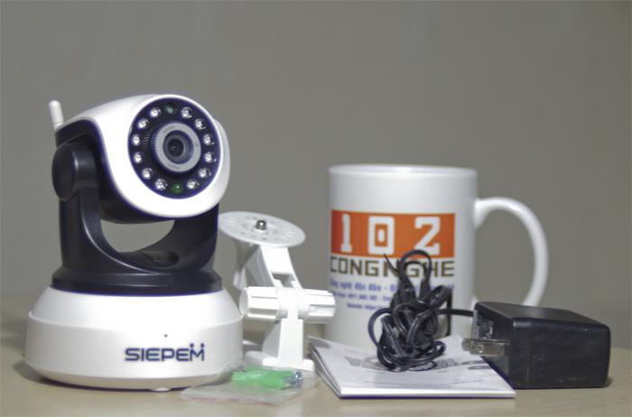 camera siepem s6205y