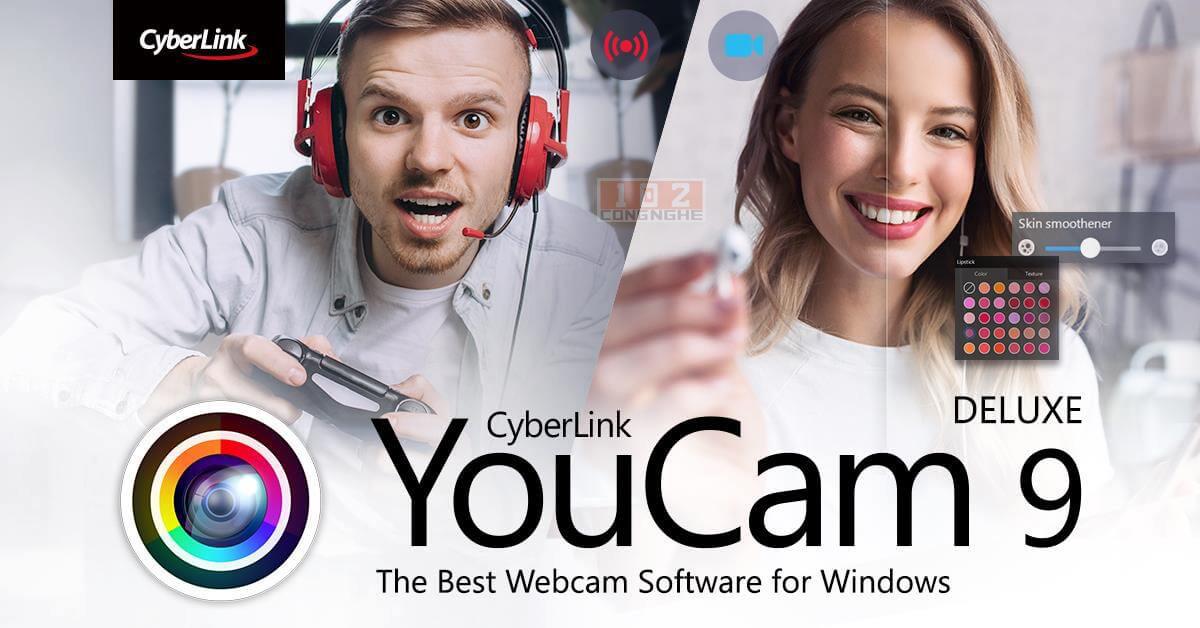 10 phần mềm webcam tốt nhất cho PC Windows 10 của bạn