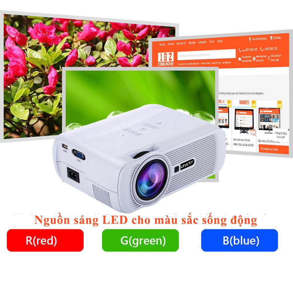 Các loại máy chiếu Mini giá rẻ tốt nhất tại HCM