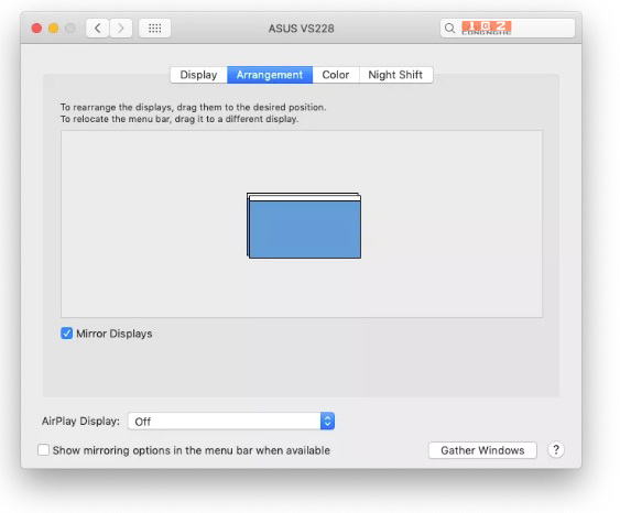 Cách sử dụng màn hình ngoài với máy Mac của bạn