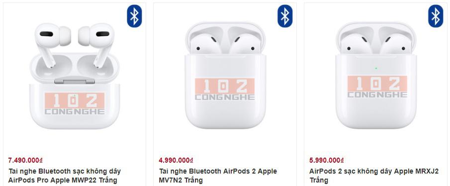 Có nên mua Airpods đã qua sử dụng