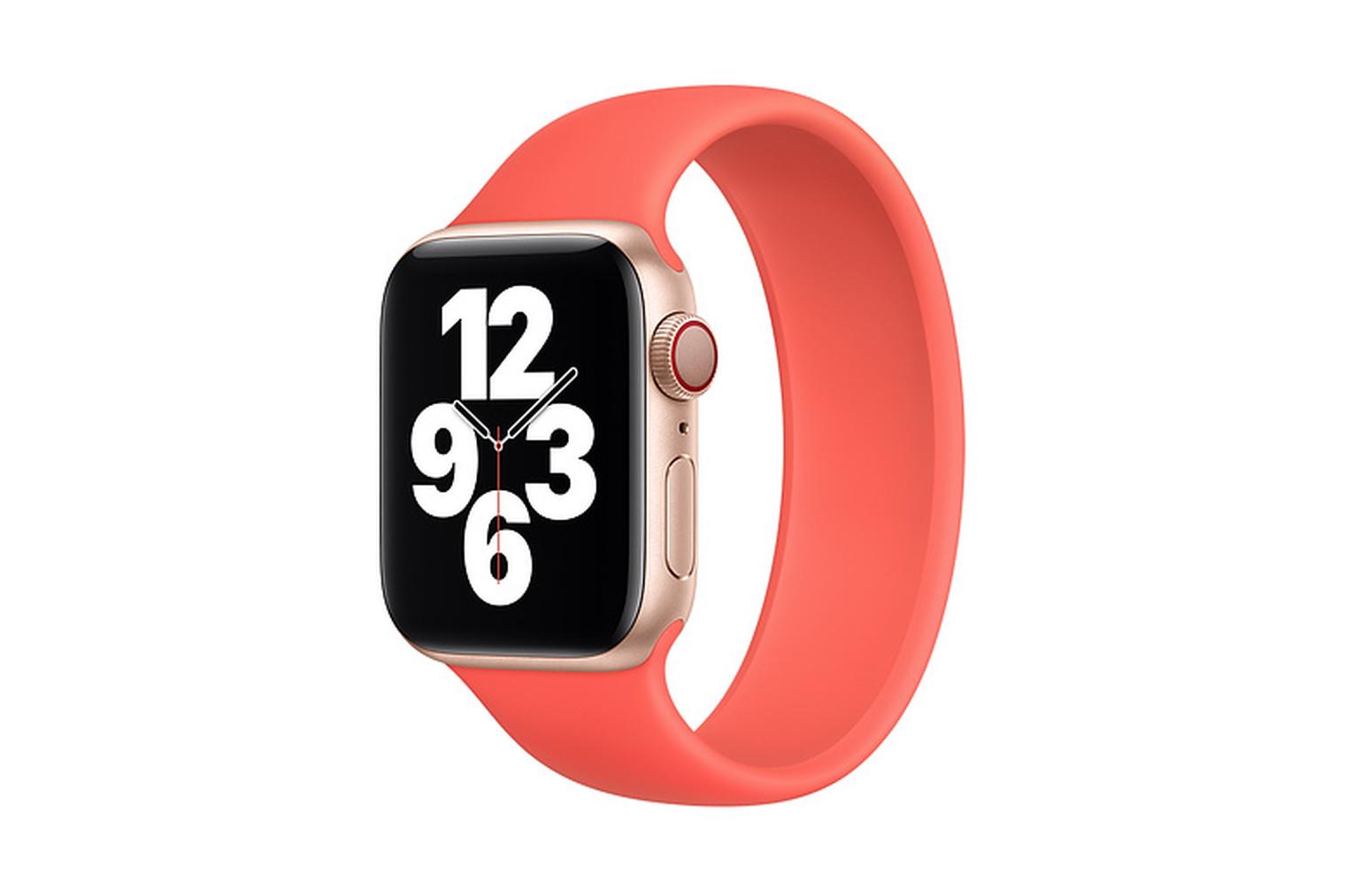 Dây đeo đồng hồ mới của Apple có 12 kích cỡ và bạn cần phải đo cổ tay của mình để chọn đúng