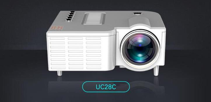 Máy chiếu mini UNIC Uric UC28C