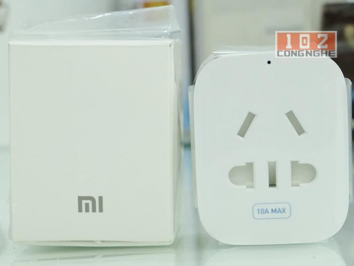 Ổ cắm điện thông minh Xiaomi tại Công nghệ 102